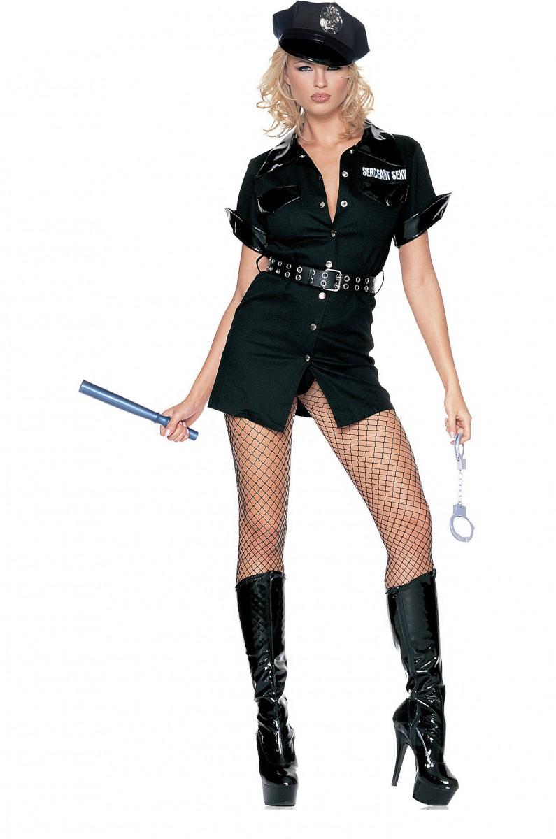 Секси женщина полицейский 23 фотография