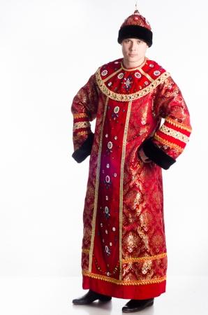 Костюм Царя Ивана Грозного