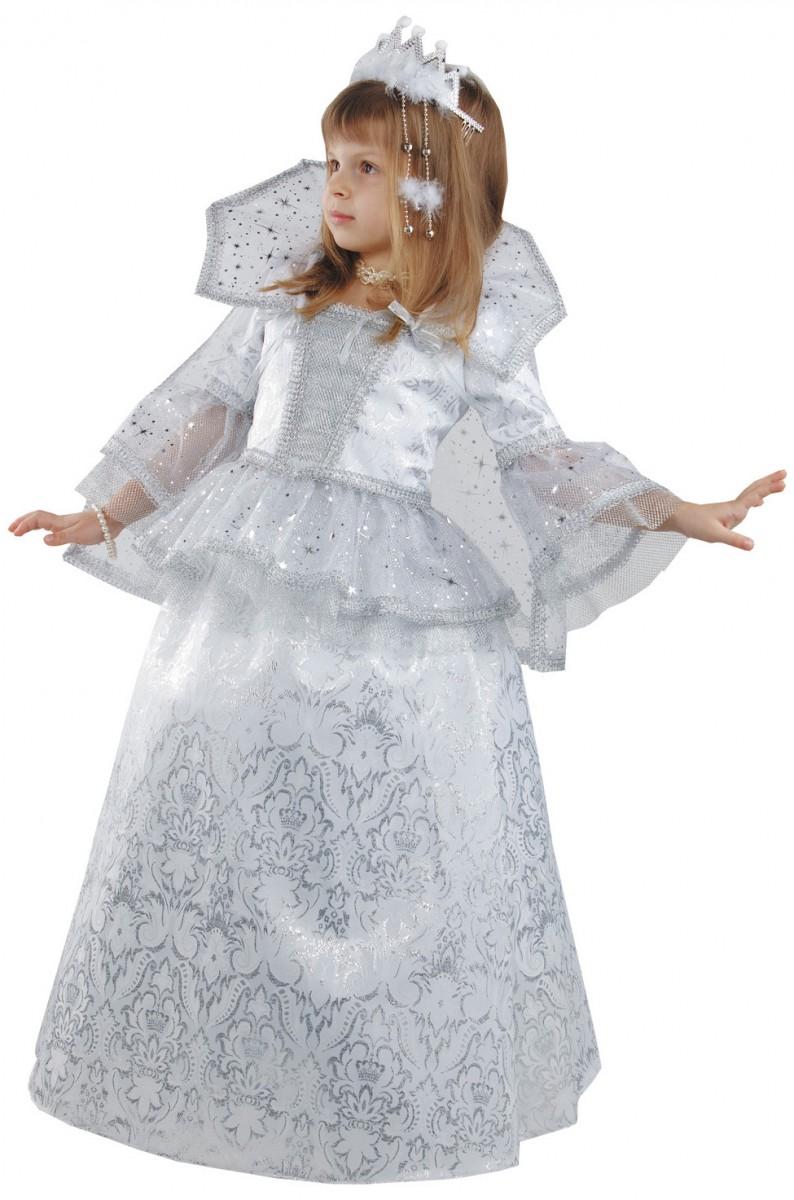 Как в домашних условиях сделать костюм снежной королевы