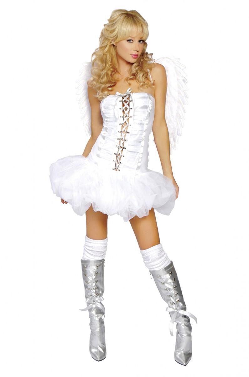 Костюм очаровательного ангела