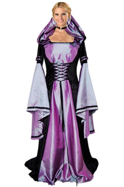 Костюм принцессы средневековья