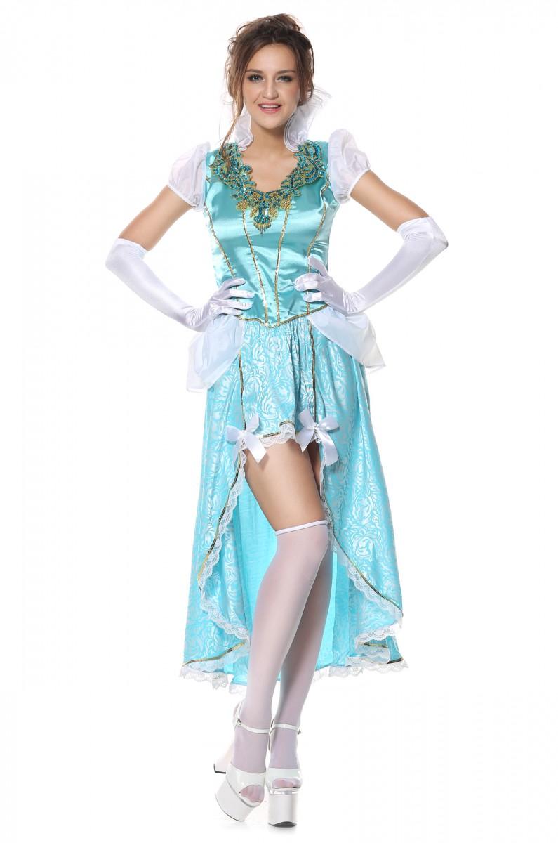 Голубое платье 2015