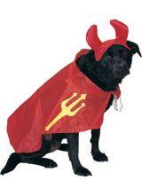 Костюм дьявола Dog
