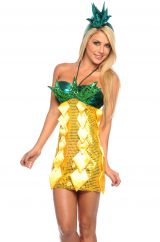 Костюм сочного ананаса