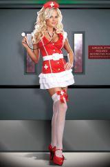 Костюм отчаянной медсестры