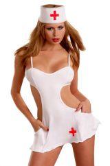 Костюм дежурной медсестры