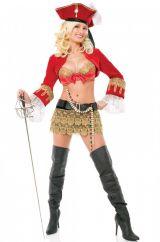Костюм пиратки-победительницы
