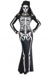 Костюм элегантного скелета