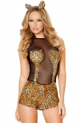 Костюм африканский леопард