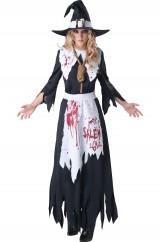 Костюм кровожадной ведьмы