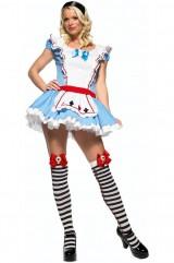 Костюм отважной Алисы