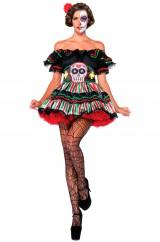 Костюм мексиканской красотки