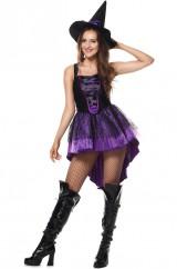 Костюм фиолетовой волшебницы