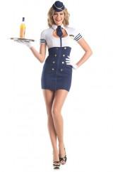 Озорная стюардесса