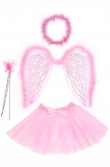 Ангелочек в розовом