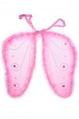 Меховые крылья бабочки
