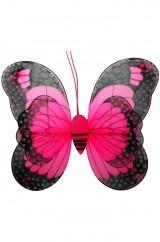 Крылья полуночной бабочки