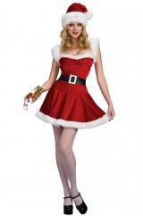 Стройная Санта