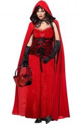 Темная Красная Шапочка
