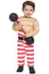 Малыш мускулист