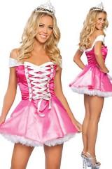 Розовое платье принцессы Белль