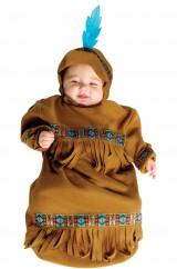 Малыш-индеец