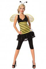Пчелка-вертихвостка