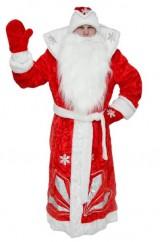 Красный Дед Мороз делюкс