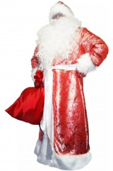 Добродушный Дедушка Мороз