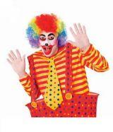 Парик клоунский