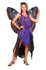 Костюм большой фиолетовой бабочки