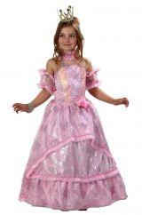 Костюм Золушки принцессы розовый