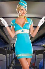 Костюм стюардессы бизнес-класса