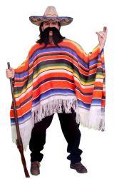 Костюм мексиканского пончо