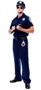 Костюм полицейского из Майами