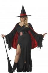 Сильная ведьма плюс