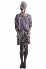 Светская дама-зомби