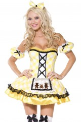 Желтая принцесса