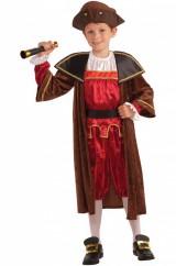 Маленький Христофор Колумб