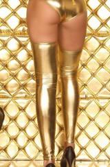Золотистые гетры