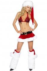 Обворожительная Санта