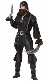 Костюм пирата беспредельщика