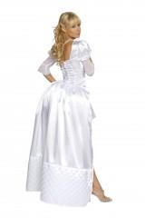 Костюм белой королевы