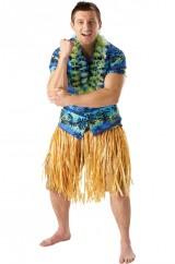Юбка Гавайский пляж