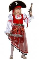 Девочка-пиратка