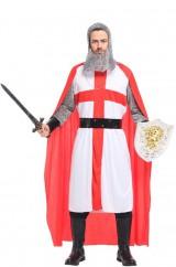 Храбрый рыцарь-крестоносец