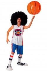 Веселый баскетболист