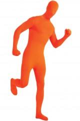 Оранжевый человек