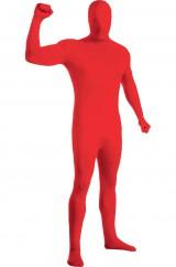 Человек-тень в красном