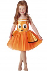 Оранжевая рыбка Немо